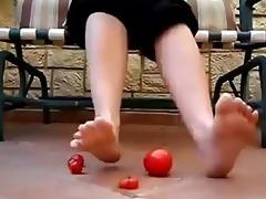 hot foot