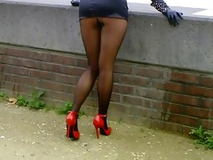 heels and